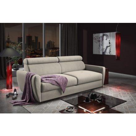 Fejtámlás kanapé 3 személyes